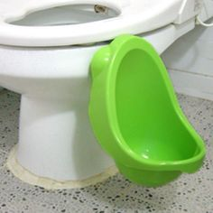 A kid's urinal makes potty training a little more bearable. - A kid's urinal makes potty training a little more bearable. A kid's urinal makes potty traini - Baby Must Haves, Baby Kind, Our Baby, Baby Boys, Lil Boy, Having A Baby Boy, Nouveaux Parents, Potty Training Boys, Toilet Training