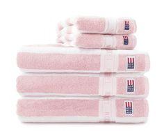 Lexington - New Authentic Towel, Pink