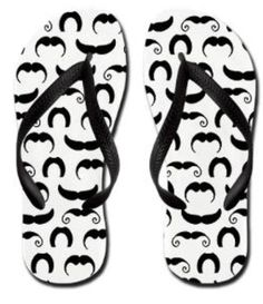I don't wear flip flops but I would wear these.
