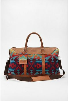 Weekend bag...would love a Pendleton Classic but beggars cant be choosy!!