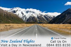 New Zealand, a veritable paradise located in the midst of the Pacific Ocean.There are many airports in New Zealand that handle international flights New Zealand Flights, Travel Trolleys, Visit New Zealand, Cheap Flight Tickets, International Flights, Cheap Flights, Middle Earth, Wander, Country Roads