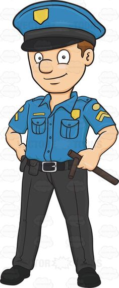 A Policeman Proudly Standing And On Guard #adult #adultmale #civilian #constabulary #force #full-grown #fullygrown #gentleman #grown #grownup #guard #human #humanbeing #individual #job #law #lawenforcementagency #line #lineofwork #male #maleperson #man #mature #mortal #occupation #paid #patrol #person #personnel #police #policeforce #pro #professional #professionalperson #skilledworker #skilledworkman #somebody #someone #trainedworker #whitecollar #work #vector #clipart #stock