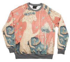 Noir Noir Lions Sweatshirt, $215
