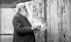 Художник, что рисует свет. В этот день родился Клод Моне http://rupo.ru/m/5232/ #клодмоне #импрессионизм