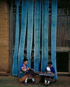 Weavers in Vietnam >> beautiful image