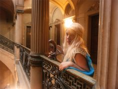 Loriart(Lorry) Daenerys Targaryen Cosplay Photo