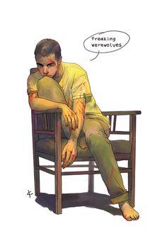 Teen Wolf FanArt: It's last time you do that by NinaKask.deviantart.com on @deviantART
