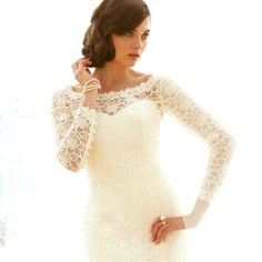 @kristi johnson....i love this one!!! This is what I was telling you about the sweetheart neckline, but with lace.