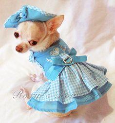 puppy love dog harness dress puppy love dog harness dress this little ...465 x 500   88.8 KB   www.roxysbowtique.com
