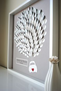 SuzyShoppe - 3D wedding guest books and personalized gifts