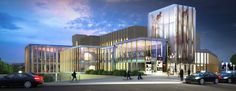 National Arts Centre Entrance Redevelopment