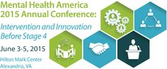 Register for the conference today! www.mentalhealthamerica.net/annualconference