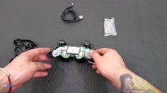 How-to Change Battery On a Dualshock 3 Playstation controller