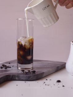 Iced coffee - Café glacé avec un concentré de café qui fait toute la différence   I Love Cakes