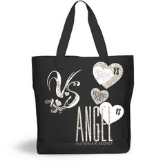 Look at the tote I just designed for the @victoriasSecret #BeachToteChallenge! You can create one, too. Check it: http://apps.facebook.com/beachtotechallenge