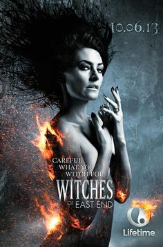 Witches of East End LOVE this show... especially Madchen!
