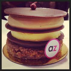 Had this Adriano Zumbo Dessert forget the name of it, but it was definitely very Delicious. Pastry Recipes, Sweets Recipes, Zumbo's Just Desserts, Zumbo Desserts, Adriano Zumbo, Pastry Chef, Chefs, Pastries, Mad