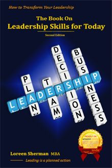 Kindle bestselling author loreen sherman penned the ebook on bestselling book on leadership skills today by author loreen sherman fandeluxe Ebook collections