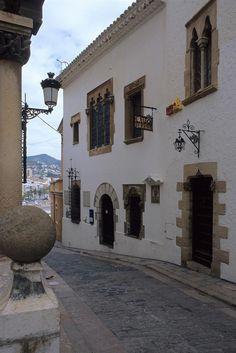 Musée Cau Ferrat, Sitges - Catalogne (Espagne)