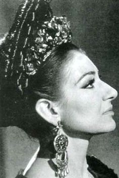 Ciò benedeto…(my dear).The Venetian expression was so many times used by Maria Callas, even in society, to greet her closest friends