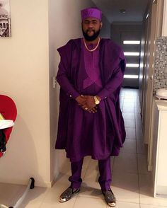 Agbada Style inspiration 12