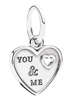 Pandora Hänger You and Me in Silber 925 - Online bestellen im mcSchmuck.ch - Onlineshop