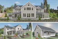 Beaver Homes, Bungalow House Design, Home Fashion, Farmhouse, Mansions, Interior Design, Coffee, House Styles, Classic