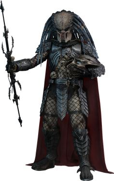 Alien VS Predator Elder Predator Sixth Scale Figure by Hot T | Sideshow Collectibles