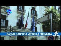 Sarno. Salerno. Giuseppe Canfora verso la presidenza della Provincia
