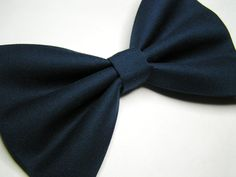Large Hair Bow for teens and women, $3.79, via Etsy.