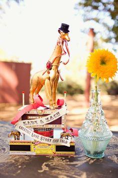 Irvine Circus Wedding | Ruffled