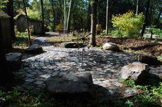 "Conservation Ring, Caras ""Fireball, Idea Garden at Garden in the Woods"