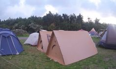 Recyclable cardboard tent could cut waste at music festivals | Inhabitat - Green Design, Innovation, Architecture, Green Building