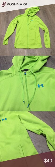 Under Armour Jacket Under Armour jacket, size small. Excellent condition! Worn once Under Armour Jackets & Coats