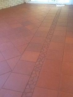 Red Quarry Floor Tiles Pk21 Porcelain Floor Tiles