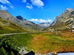 Julierpass - Passhöhe  2'284 m