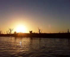 Bayou LaLoutre Sunrise