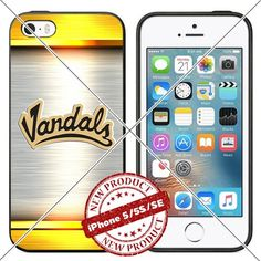 New iPhone SE Case , 5/5s TPU Case Idaho Vandals Logo Cel…