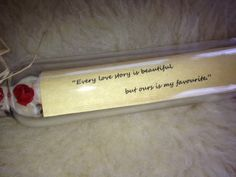 Unique and Meaningful Valentines Gift www. Valentine Day Gifts, Love Story, My Favorite Things, Unique, Beautiful, Valentine Gifts