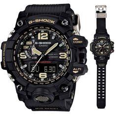 G-Shock GWG-1000-GB-1AJF: http://s2u.co/37875 #Casio #GShock #MudMaster #Watch #Japan