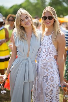 Veuve Clicquot Polo Classic 2015 - The Best Fashion from Veuve Clicquot Polo Match