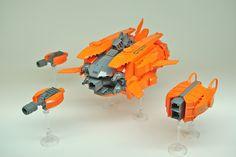 Sthaughot Gunship (1) by Dunechaser, via Flickr