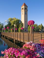 Riverfront Park,  Spokane Washington