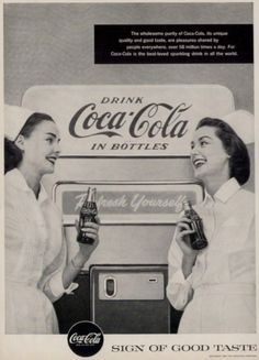 """This Day in History: May 8, 1886: Pharmacist first sells a carbonated beverage named """"Coca-Cola"""" as medicine http://dingeengoete.blogspot.com/"""