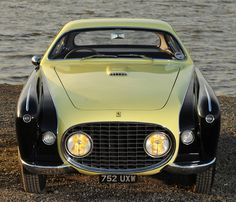 "Ferrari 212 Inter Vignale Coupe ""Bumblebee"" 