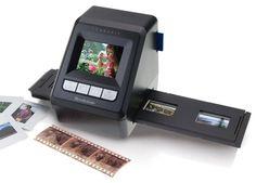 Un gadget qui numérise tous vos vieux négatifs !