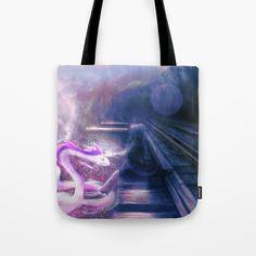 Magic moments Tote Bag by chaploart | Society6