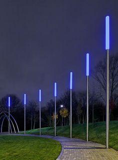 pole lighting outdoor - Google 검색