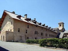 L abbaye de boscodon guide du tourisme des hautes alpes paca