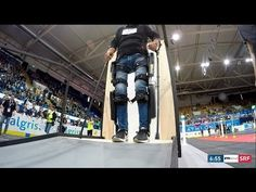 How a Robotic Exoskeleton Is Helping a Paralyzed Acrobat Walk Again | Mental Floss